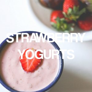 STRAWBERRYYOGURTS