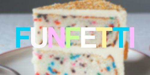 Funfetti Cake Recipe Joy Of Baking: DIY OR DIE VAPING