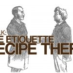 Let's Talk: Recipe Etiquette & Recipe Theft