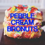 Pebble Cream Bronuts