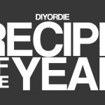 DIYorDIE Best Recipe of the Year 2016