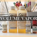 Volume Vapor: One Part of the Mouth-Feel TRIO