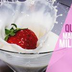 QuickTips: Make Better Milk Vapes (Beginner DIY E-liquid Tips)