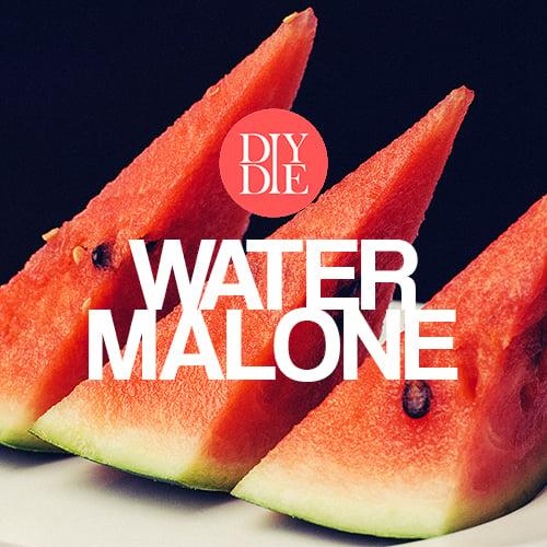 Water-Malone (DIY E-liquid Recipe) – DIY OR DIE Vaping