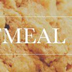 (TFA) Oatmeal Cookie