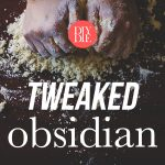 Tweaked Obsidian (Cookie Dough RY4) - DIY E-liquid Recipes