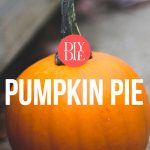Let's Mix: Pumpkin Pie (DIY E-liquid Recipe)