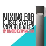 Mixing For Closed System Devices