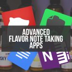 Advanced Flavor Note Taking Apps