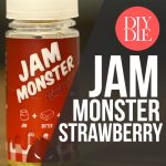 Strawberry Jam Monster DIY E-liquid Recipe #REMIXMONTH