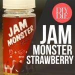 Strawberry Jam Monster DIY E-liquid Recipe #REMIXMONTH