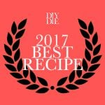 My Top 5 Best E-liquid Recipes of 2017