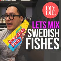 Let's Mix: Swedish Fishes (Simple DIY E-liquid Candy Recipe)