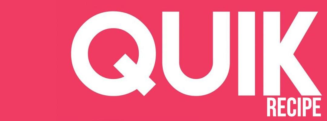 Quik: Strawberry Malted Milk (DIY E-liquid Recipe) – DIY OR