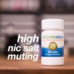 High Nic Salt Muting
