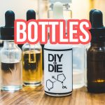 Bottle Maintenance for DIY E-liquid Mixing