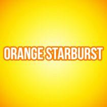 Orange Starburst (DIY E-liquid Recipe)