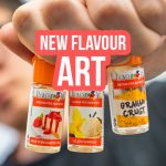 New FlavourArt Flavoring First Impressions