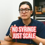 Don't Use Syringes, Just Get a Scale; Nicotine Salt Nootropics #QuickTips