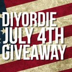 DIYorDIE July 4th Giveaway!