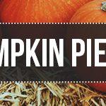 CAP Pumpkin Pie (Spice)
