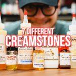 Creamstones - Creamy DIY E-liquid Bases