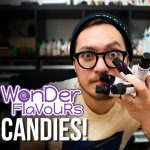 5 Wonder Flavours Candies (Best Blue Raz?)