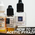 How to Use Acetyl Pyrazine (AP) in DIY E-liquid Mixing