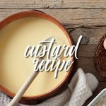 A Custard Recipe - DIY E-liquid Recipe