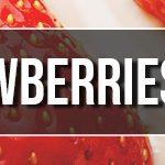 CAP Strawberries & Cream