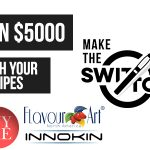 Win $5,000 From YOUR Recipes #MakeTheSwitch