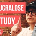 The Sucralose Study (A Cause for Concern?)