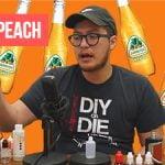 Mango Peach Soda - DIY E-liquid Recipe
