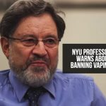 NYU Prof David Abrams Explains Why Vaping is Necessary for Public Health