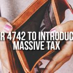 HR 4742 or the Massive Vape Tax