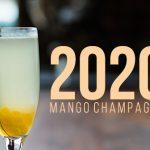 2020 - A Mango Champagne Recipe