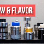 Airflow & Flavor