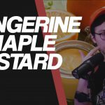 Live Mixing: Tangerine & Maple Custard