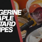 Tangerine & Maple Pecan Custard DIY E-liquid Recipe